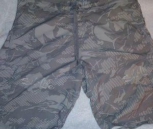 SaltLife Swim Board Shorts.
